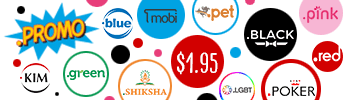 12 TLDs at $1.95