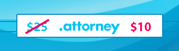 .ATTORNEY for $10