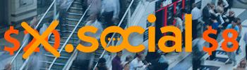.SOCIAL for $8