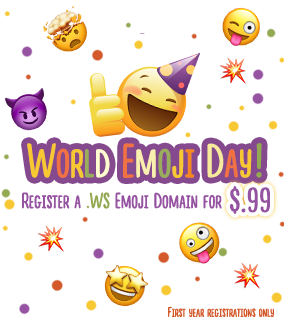 2018 World Emoji Day Promo