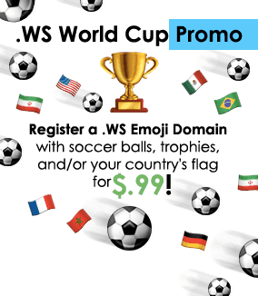 2018 World Cup Emoji Promo