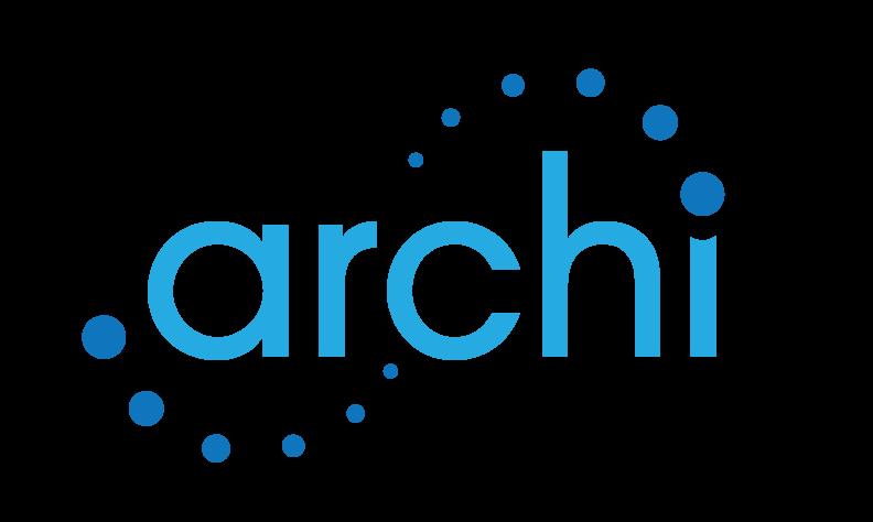 .ARCHI TLD logo