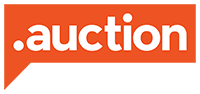 .AUCTION TLD logo