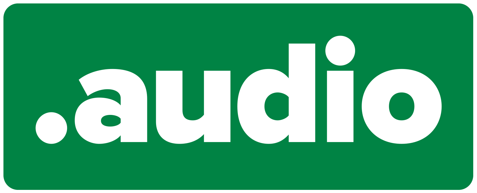 .AUDIO TLD logo
