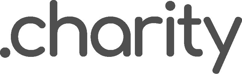 .CHARITY TLD logo