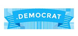 .DEMOCRAT TLD logo
