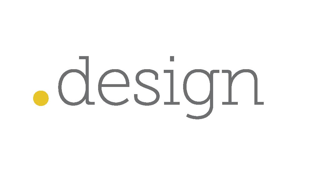 .DESIGN TLD logo