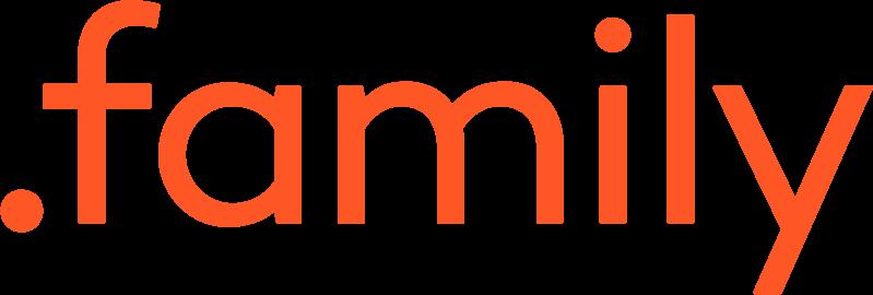 .FAMILY TLD logo