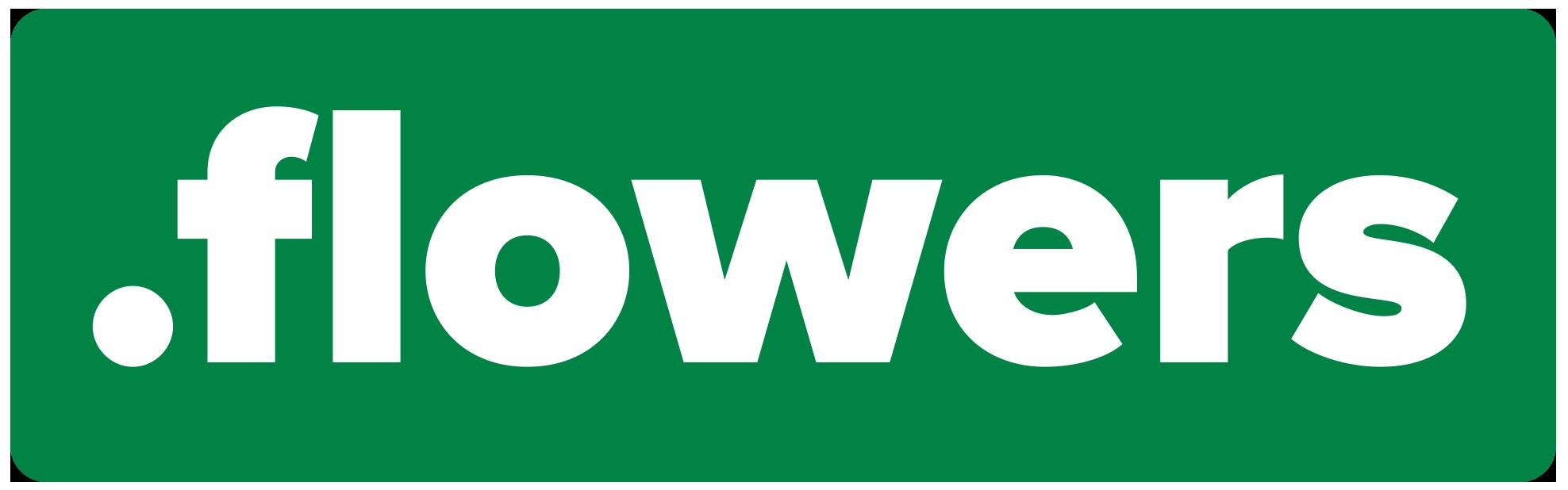 .FLOWERS TLD logo