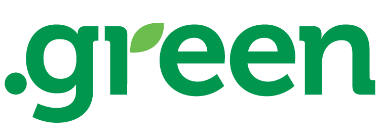 .GREEN TLD logo