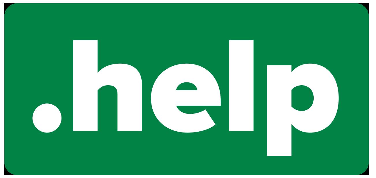 .HELP TLD logo