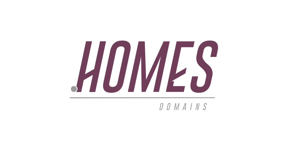 .HOMES TLD logo