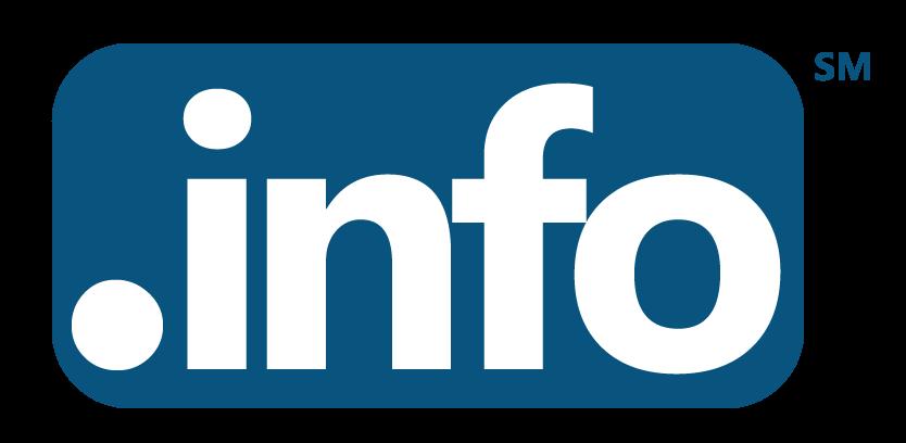 .INFO TLD logo