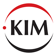 .KIM TLD logo