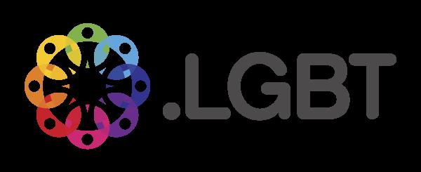 .LGBT TLD logo