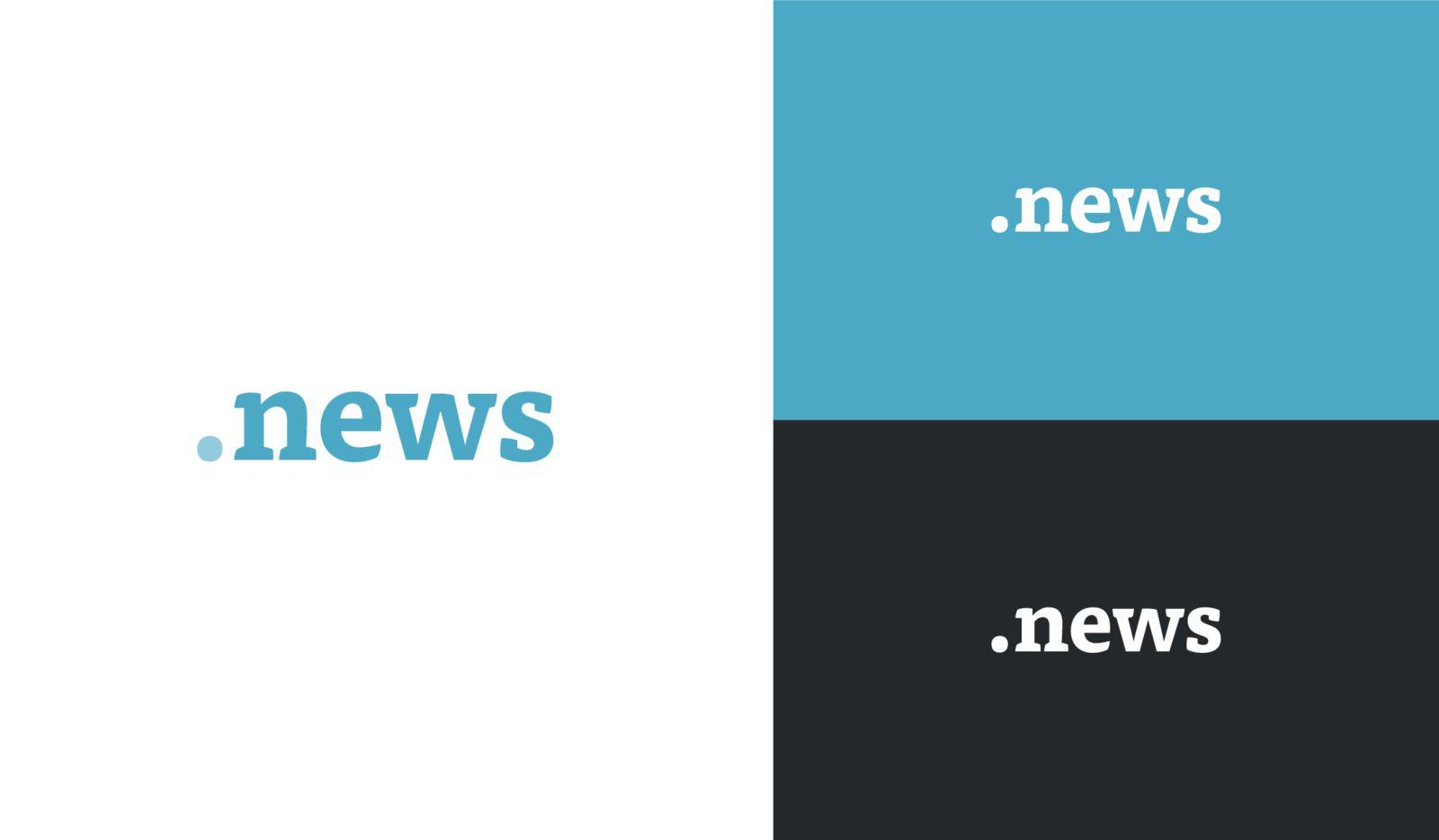 .NEWS TLD logo