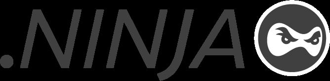 .NINJA TLD logo
