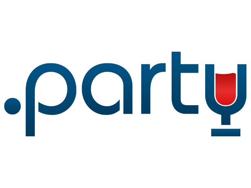 .PARTY TLD logo