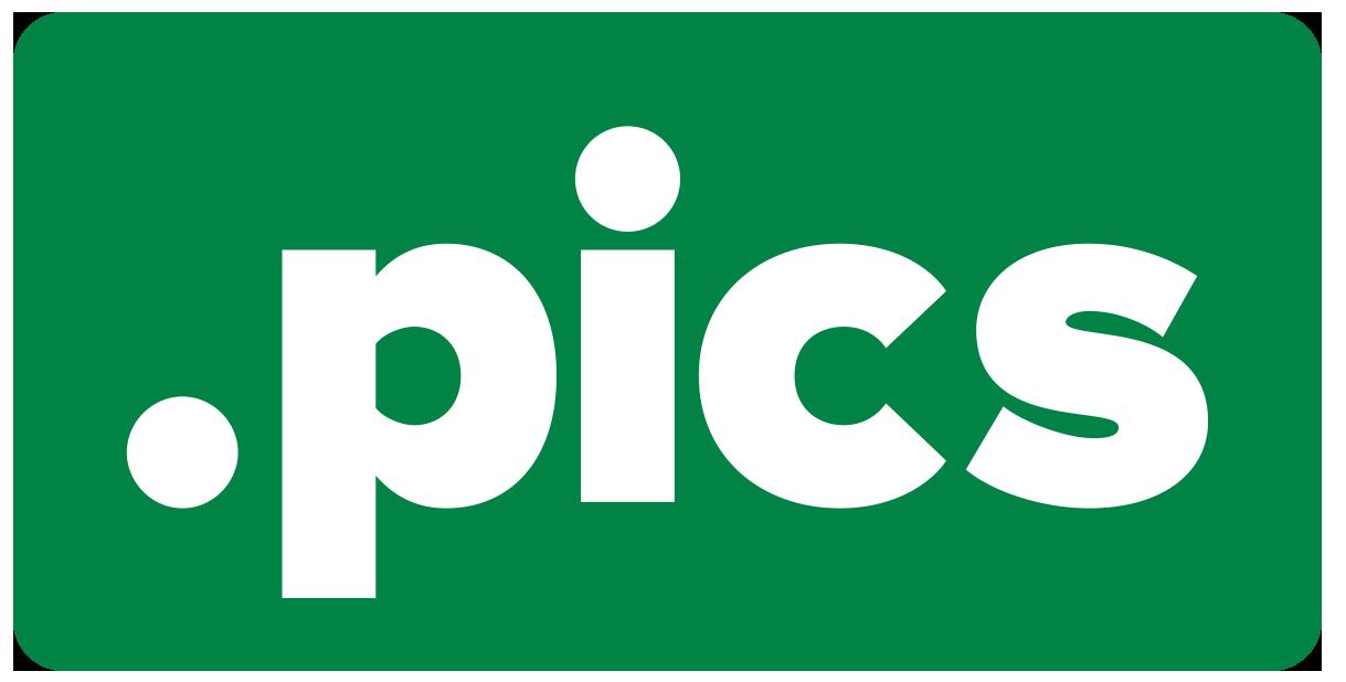 .PICS TLD logo