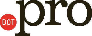 .PRO TLD logo