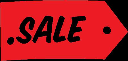 .SALE TLD logo