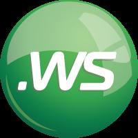 .WS TLD logo